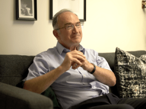 From infection control at Alder Hey Hospital to Health Tech entrepreneur – an interview with Richard Cooke founder of Hy-genie