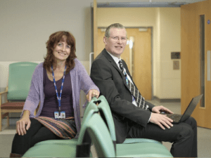 92% clinical staff say record sharing improves patient care