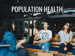 HTN Voice: Population Health Management, shaping the care pathway through flow optimisation