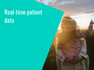 Real-time patient data