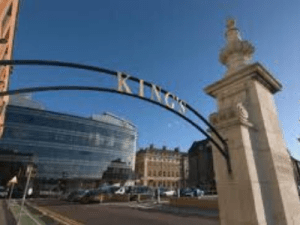 King's to develop AI COVID-19 decision support tool