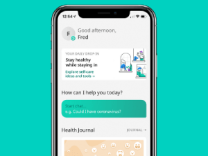 Self-care tech platform partners with Imperial College London to map COVID-19 symptoms