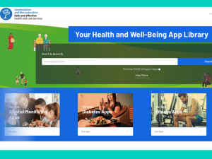 Herefordshire and Worcestershire CCG launch local app library
