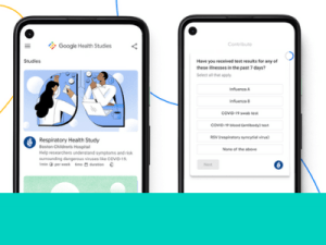 Google launches app for health research