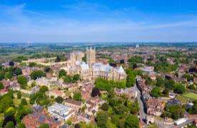 CEO Series: Andrew Morgan, United Lincolnshire Hospitals NHS Trust