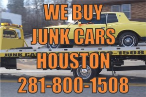 we buy junk cars houston