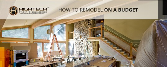 How To Remodel On A Budget With Your Bellevue Home Improvement Contractors
