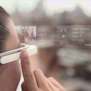 google glass interface1