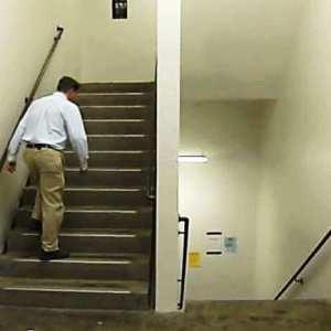 crazy stair illusion1