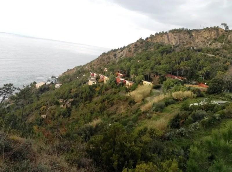 Cinque Terre e la Liguria : cosa vedere