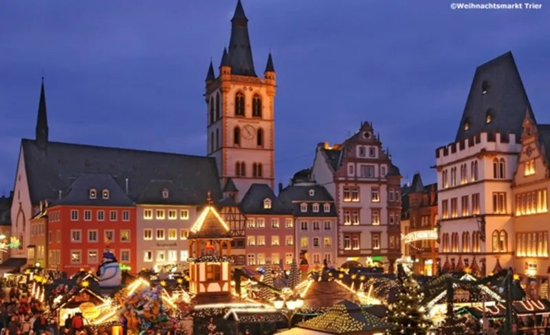 Romantic cities – I mercatini di Natale in Rheinland-Pfalz