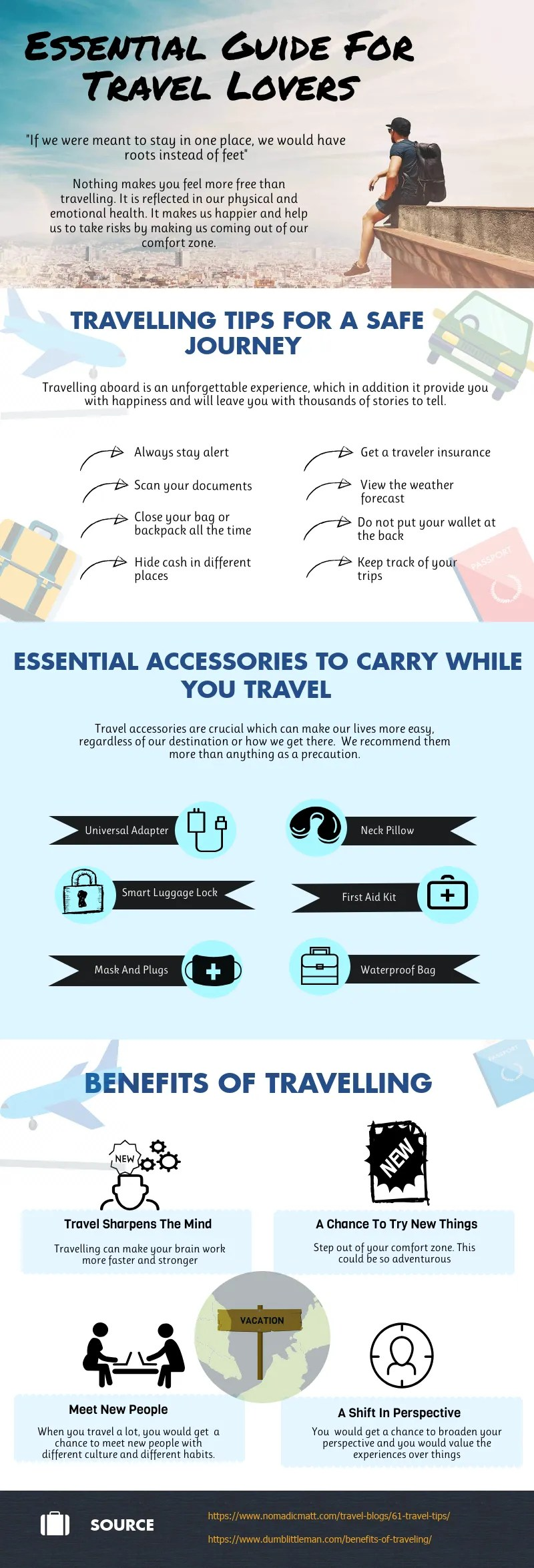 Travel and trek