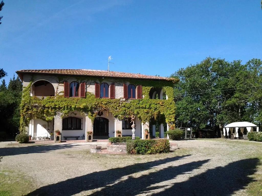 Villa Albertina, Montespertoli (FI)