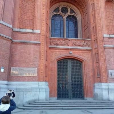 Berlin-rotes Rathaus