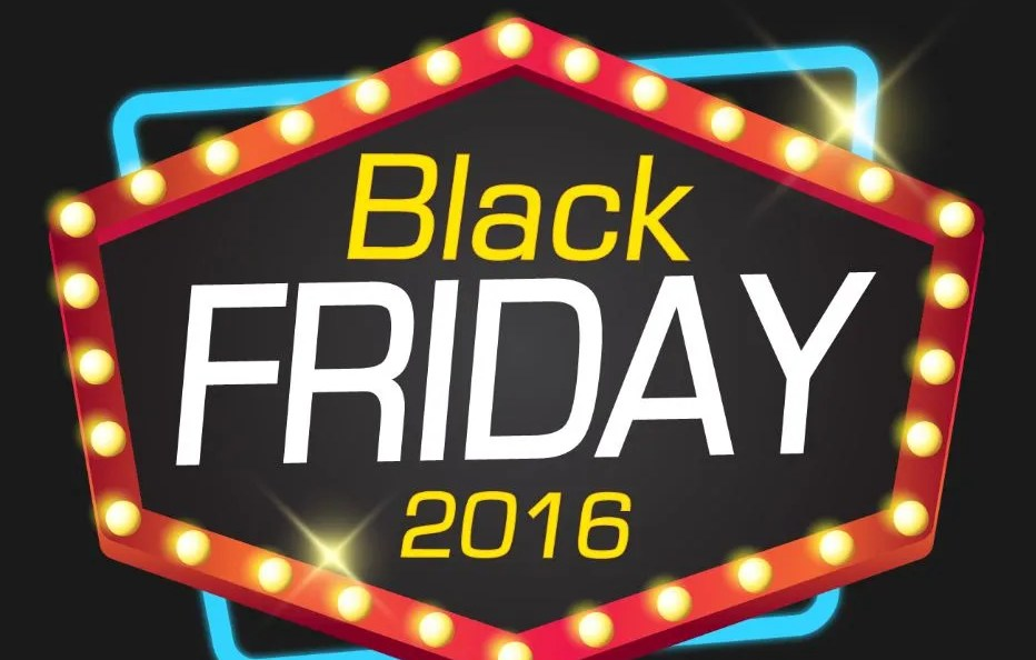 Tutti i numeri del Black Friday 2016