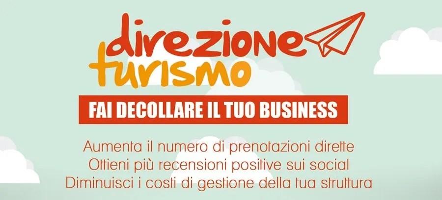 Direzione Turismo : Disintermediazione e web marketing per hotel