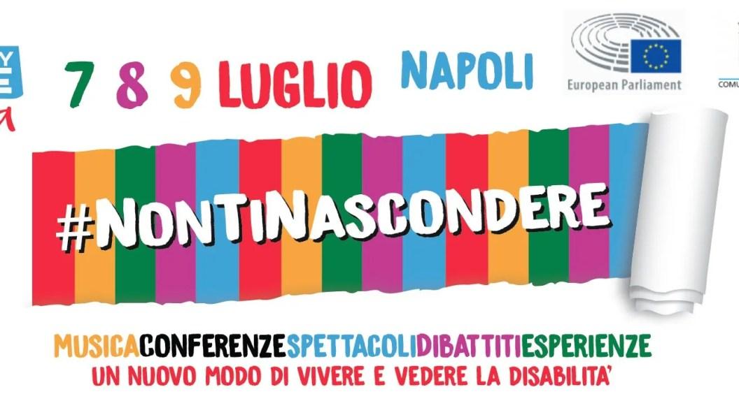Disability Pride Italia 2017 : il 7 Luglio a Napoli la 3° edizione