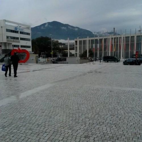 Panorama sulle Dolomiti