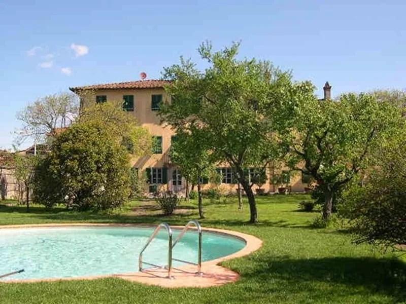 Villa La Chiusa, Lucca