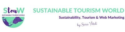 Sara Vitali - Sustainable Tourism World founder