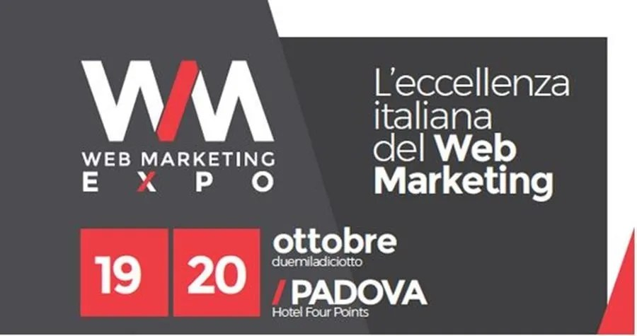 WM Expo 2018 : tante news dal mondo del Web Marketing