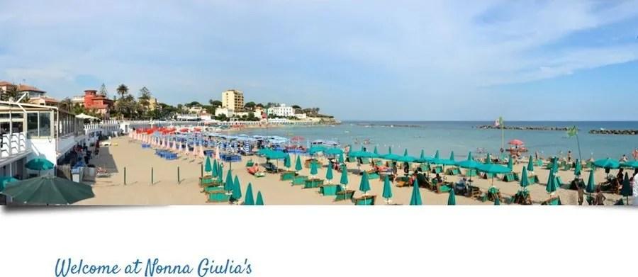 B&B Nonna Giulia in Santa Marinella : a great customer experience