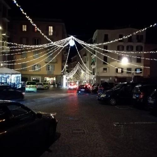 Porta Romana by night
