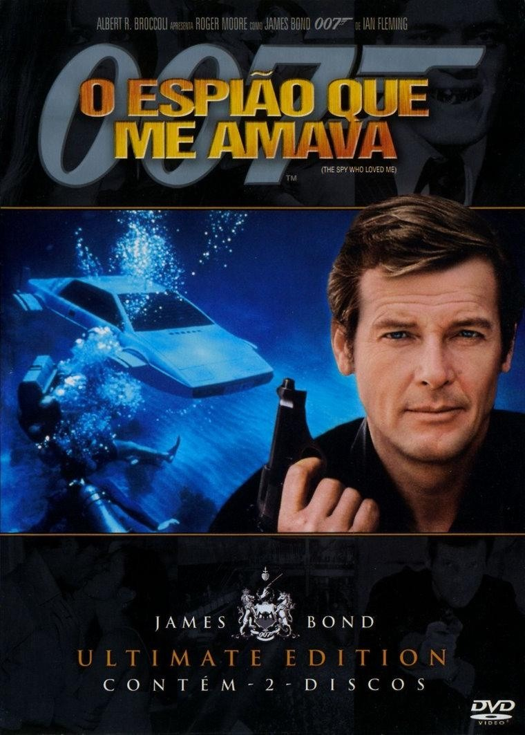 Poster do filme 007 - O espião que me amava