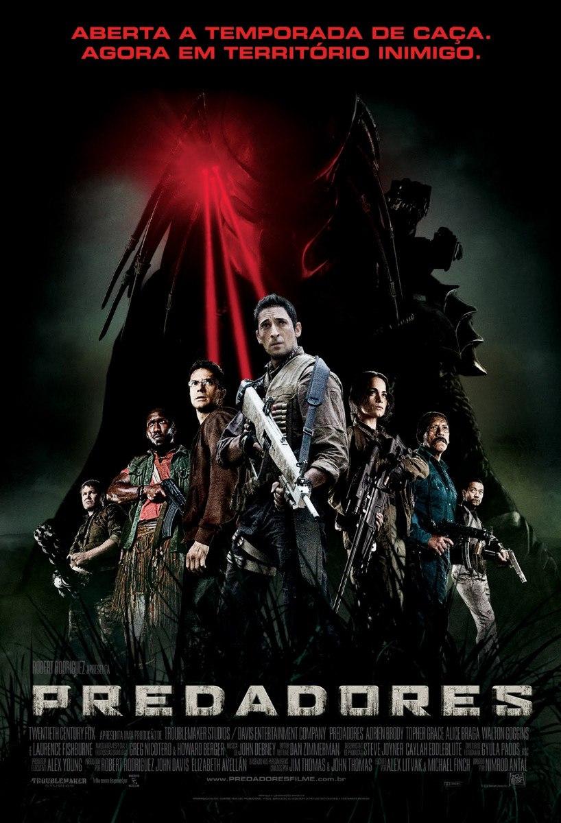 Poster do filme Predadores