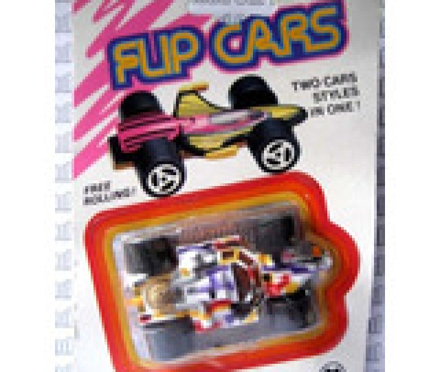 Mc Mad Car 2 Estilos Autos 1 Flip Free Rolling Zylmex 1 64