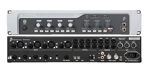 interface digi 003 rack midi pro tools bs 500 000