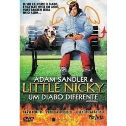 Poster do filme Little Nicky - Um Diabo Diferente