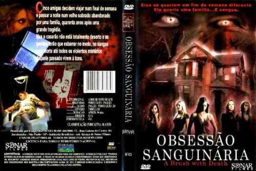 Poster do filme Obsessão Sanguinária