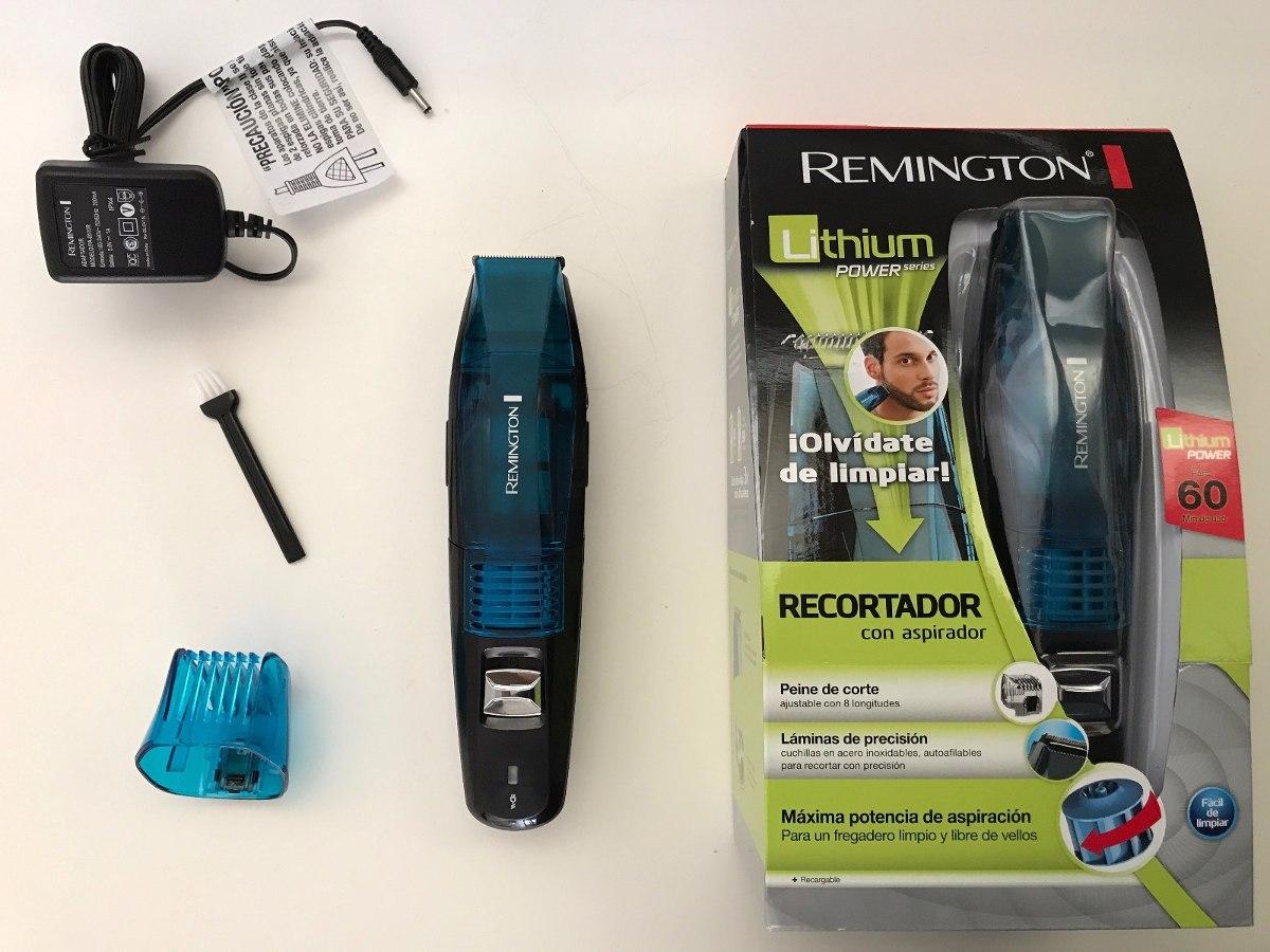 Afeitadora Corta Barba Remington Vpg6530 Con Aspirador!!! - $ 899 ...