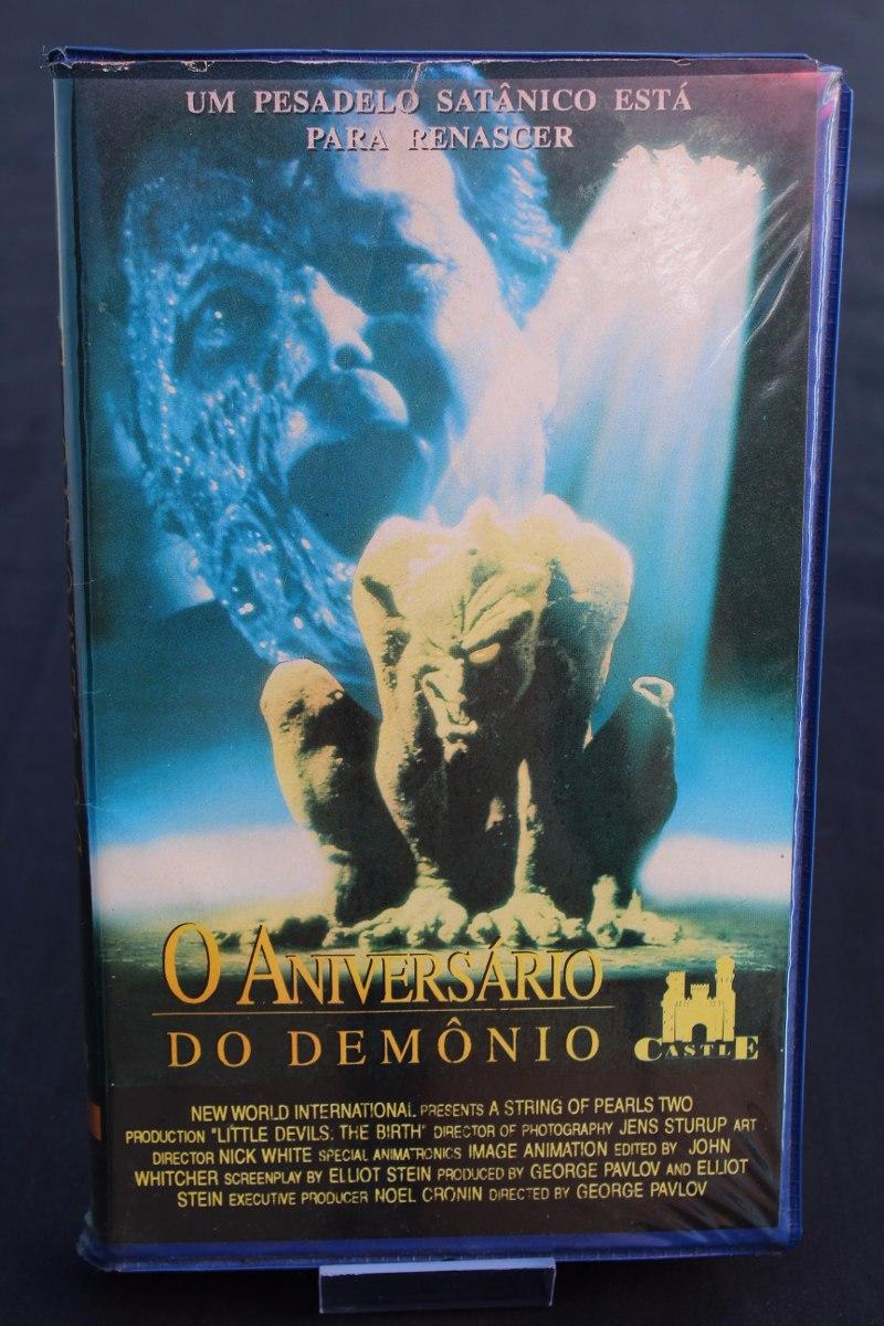 Poster do filme O Aniversário Do Demônio