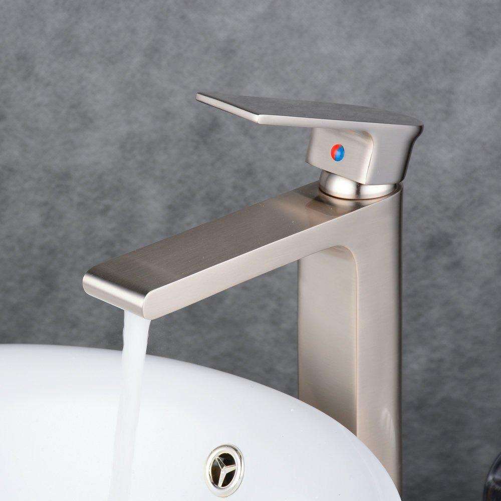 vessel sink bathroom faucet 11 7 inch