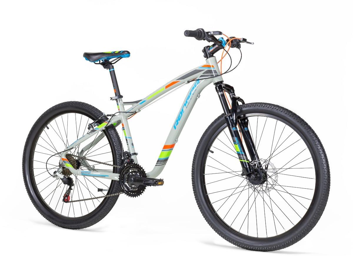 Bicicleta Mercurio Ranger Rodada 26 Aluminio 21 Vel