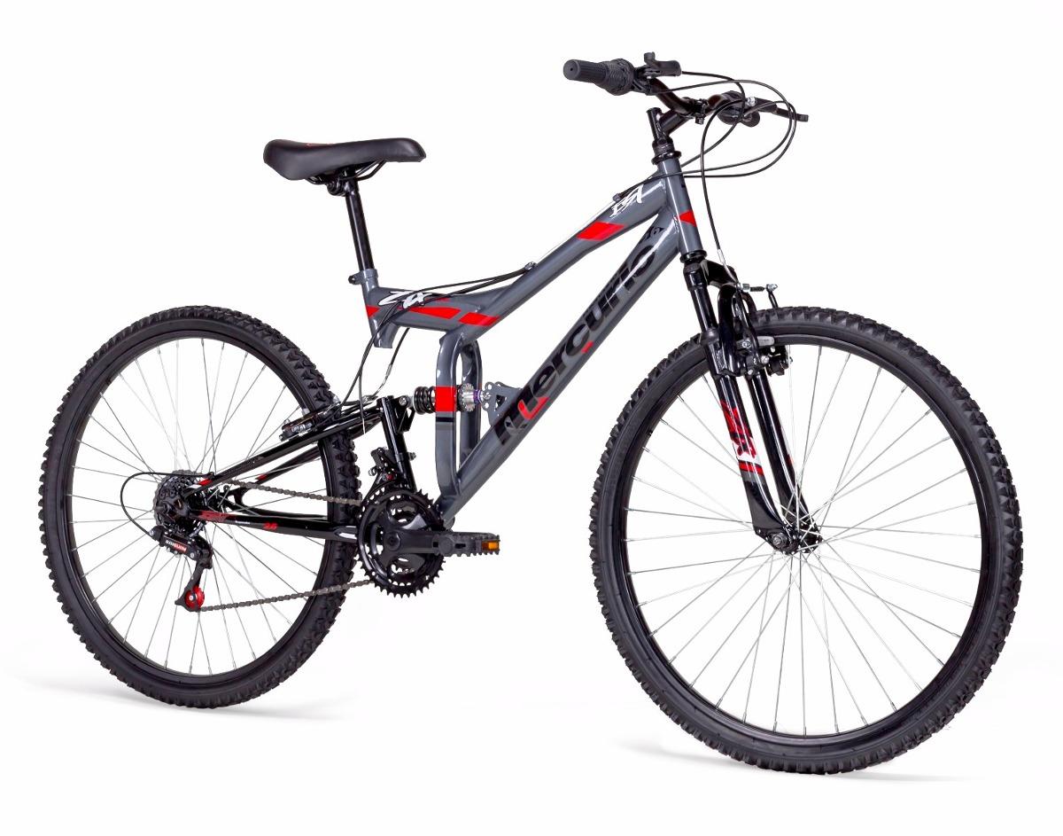 Bicicleta Mercurio Ztx Dh 18 Velocidades Rodada 26