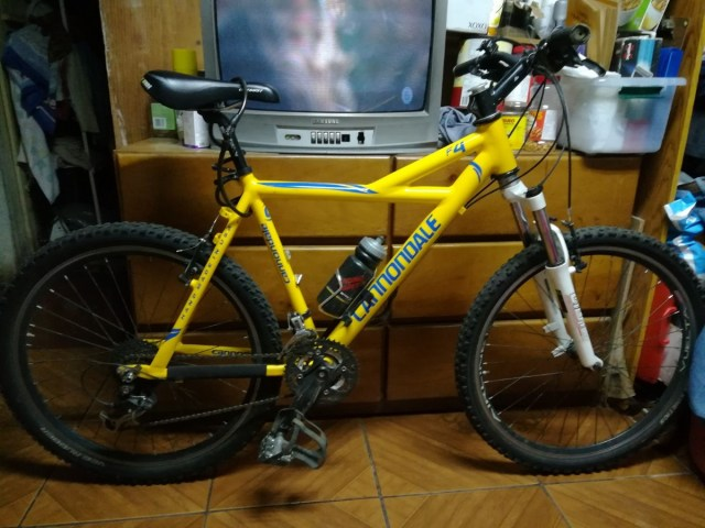 Bicicleta Mountain Bike Cannondale - ¢ 350,000.00 en ...