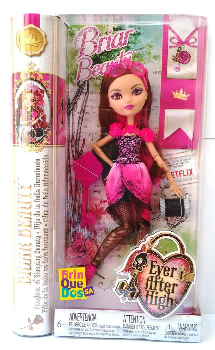 Boneca Ever After High Briar Beauty Mattel Pronta Entrega