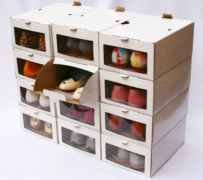 Resultado de imagen de cajas organizadoras de ropa