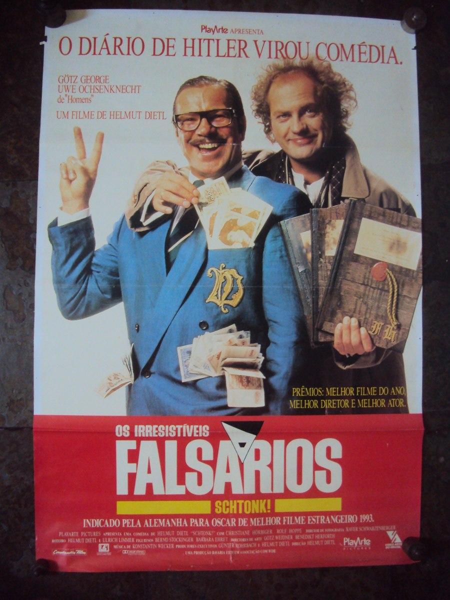 Poster do filme Os Irresistíveis Falsários