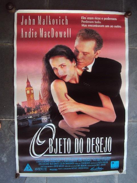 Poster do filme Objeto do Desejo