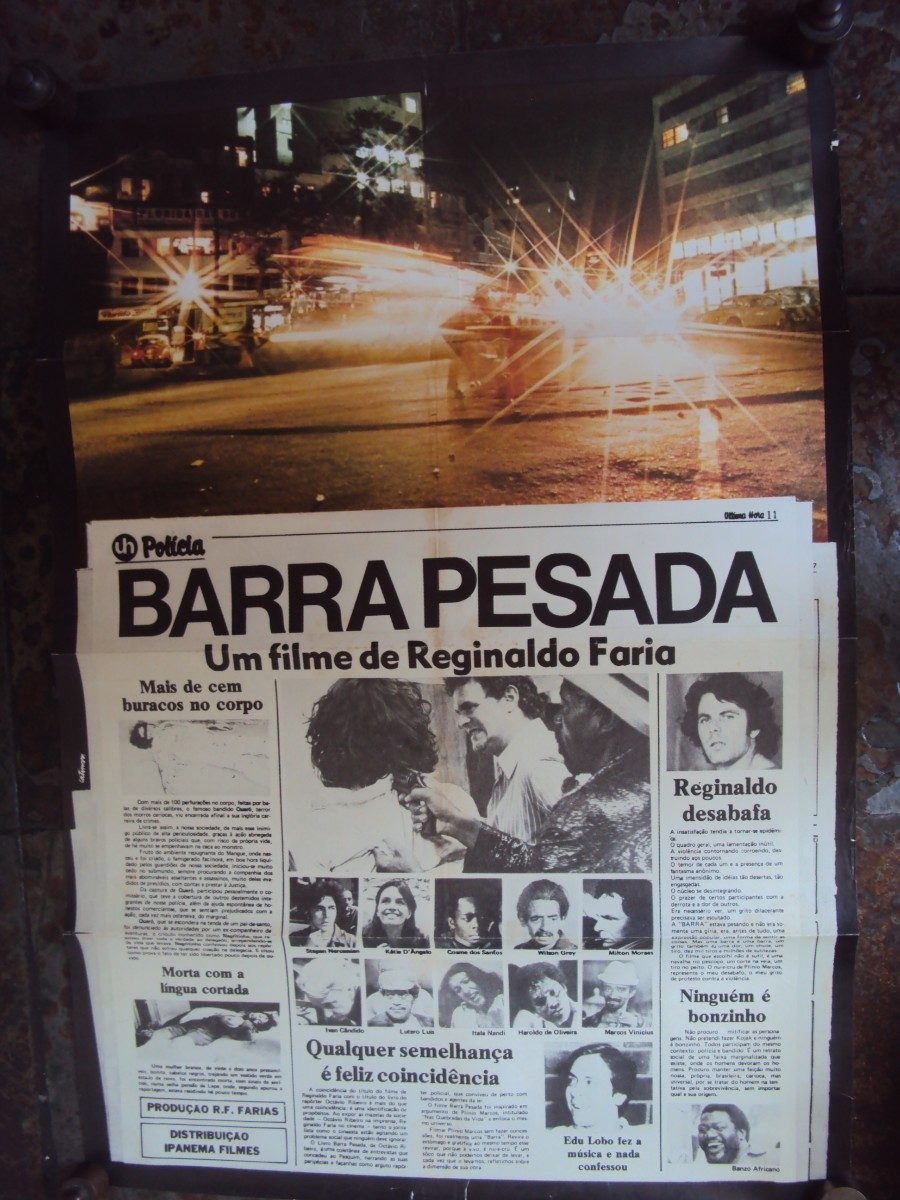 Poster do filme Barra Pesada