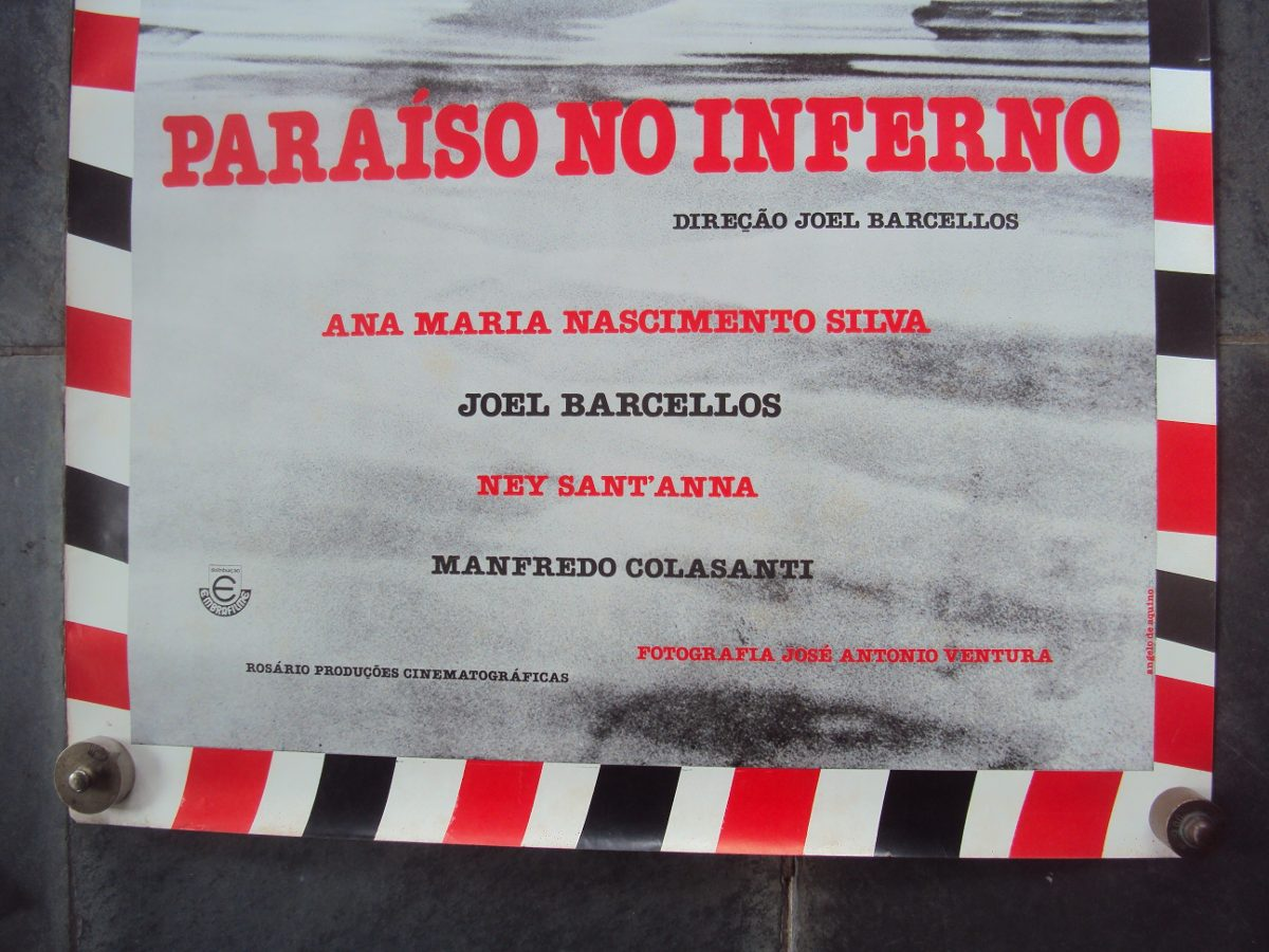 Poster do filme Paraíso no Inferno