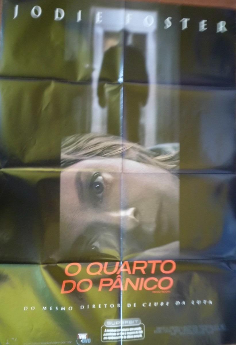 Poster do filme O Quarto do Pânico