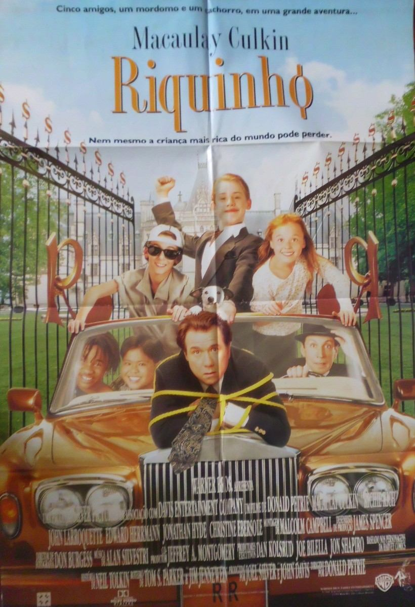 Poster do filme Riquinho