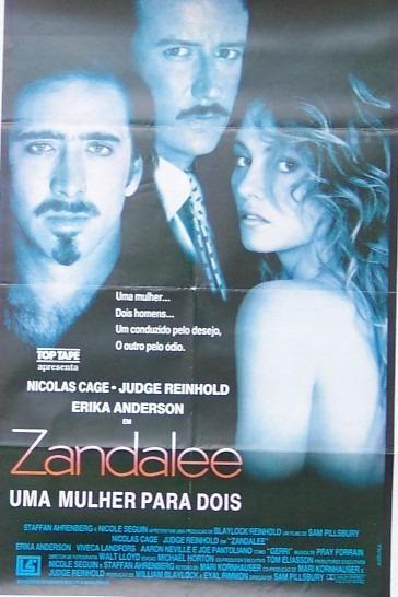 Poster do filme Uma Mulher Para Dois