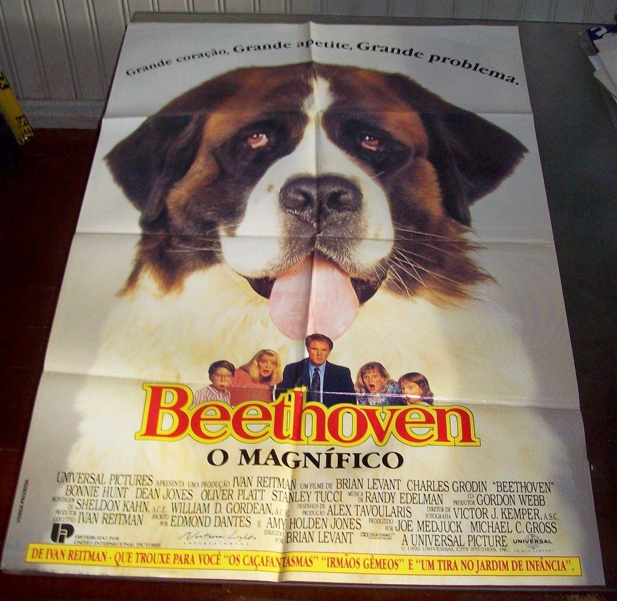 Poster do filme Beethoven - O Magnífico
