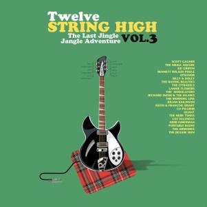 Resultado de imagen de VV.AA. - Twelve String High Vol. 3